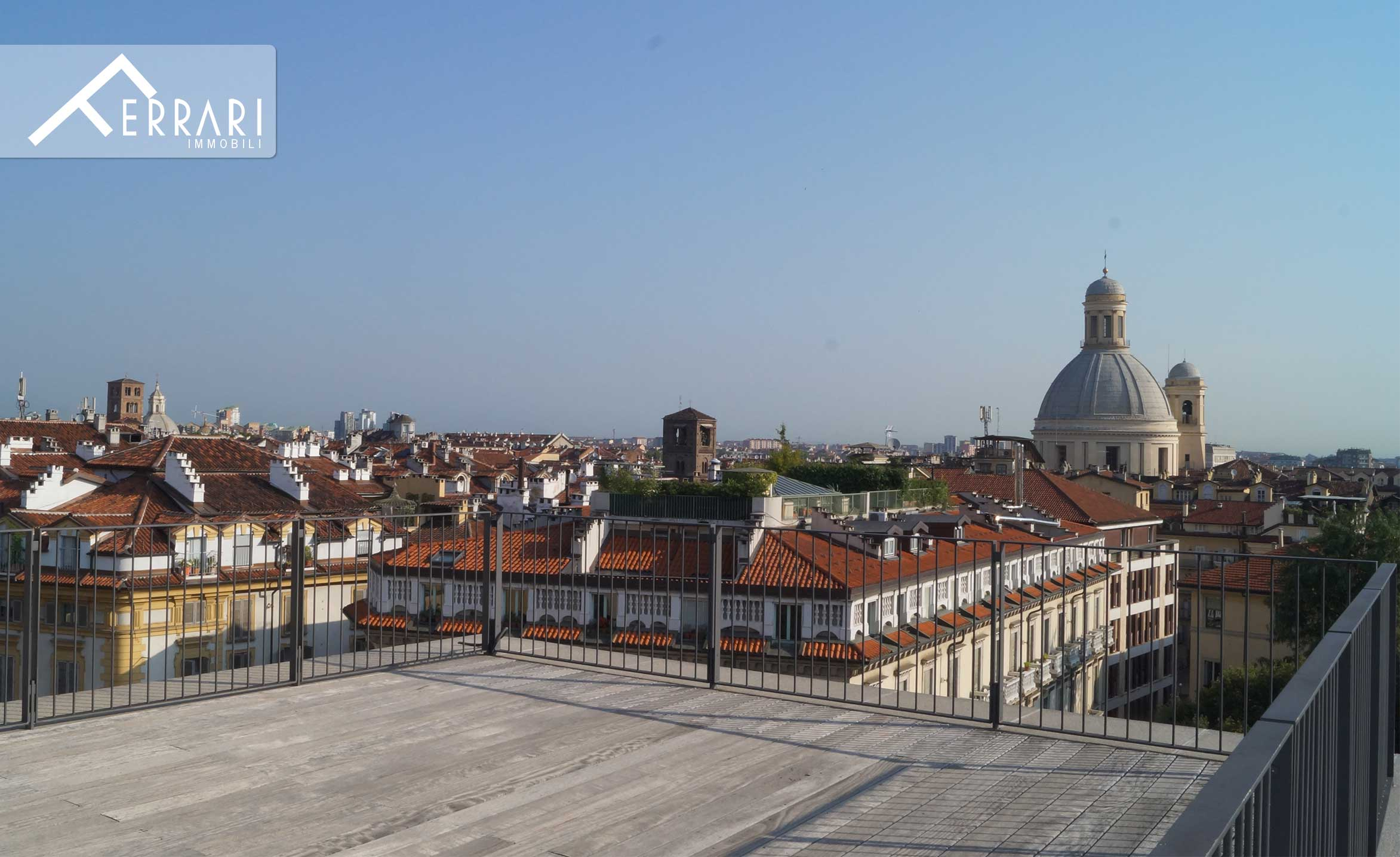 Torino - Penthouse in Quadrilatero Romano area 215 sq m + Double ...
