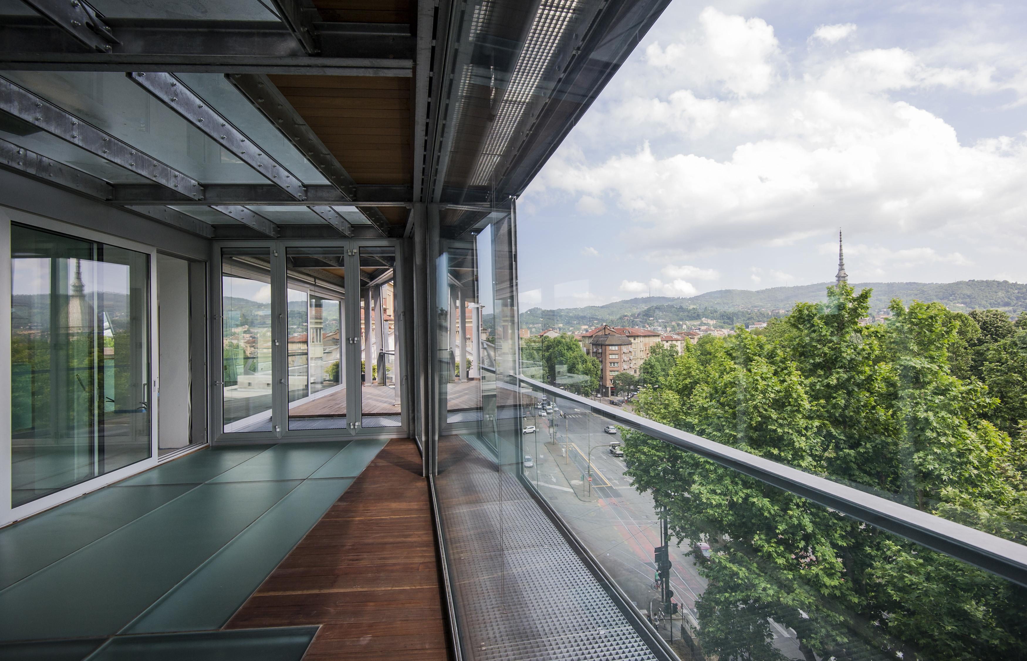 Torino - Quadrilocale mq 131 in Casa Hollywood fronte Giardini Reali ...