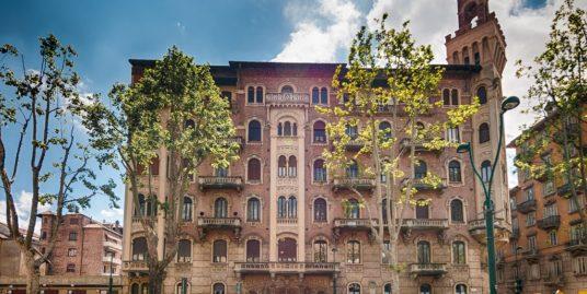 Torino – Zona Cit Turin Vendita U.I. mq 324 – Palazzo della Vittoria –