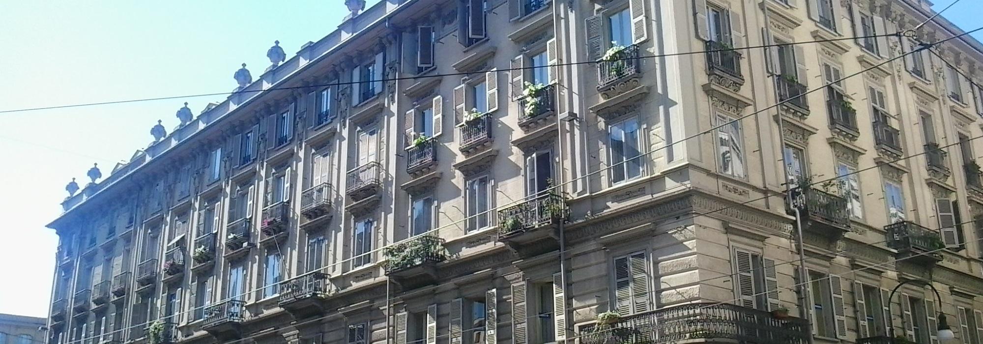Zona Centro – Appartamento piano alto 200 mq Via Cernaia 3